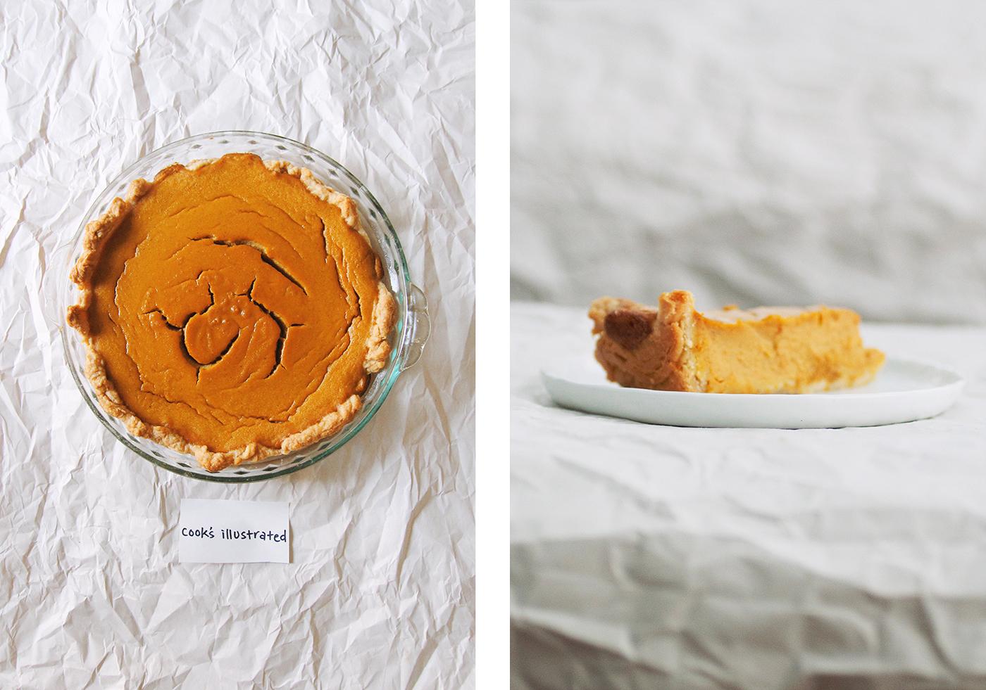 Best Pumpkin Pie Bake off // The Pancake Princess