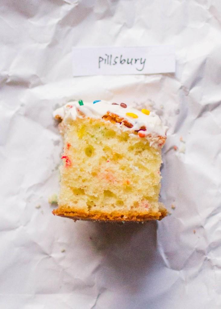 Pillsbury sprinkle cake