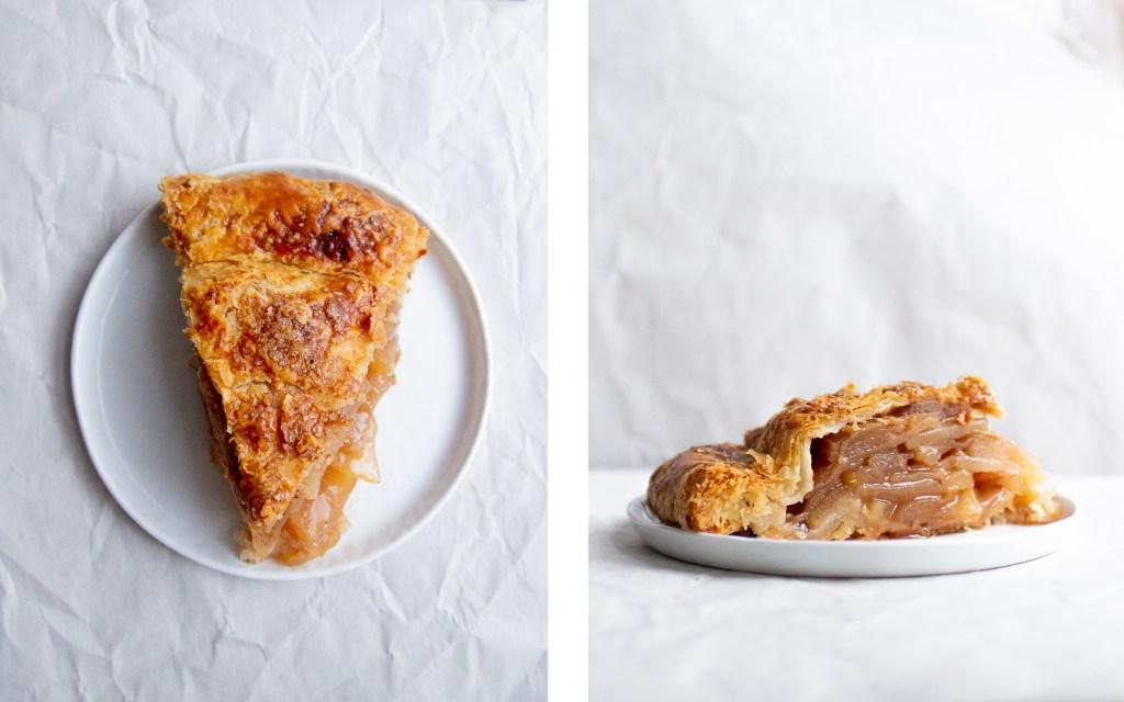 artful baker apple pie recipe