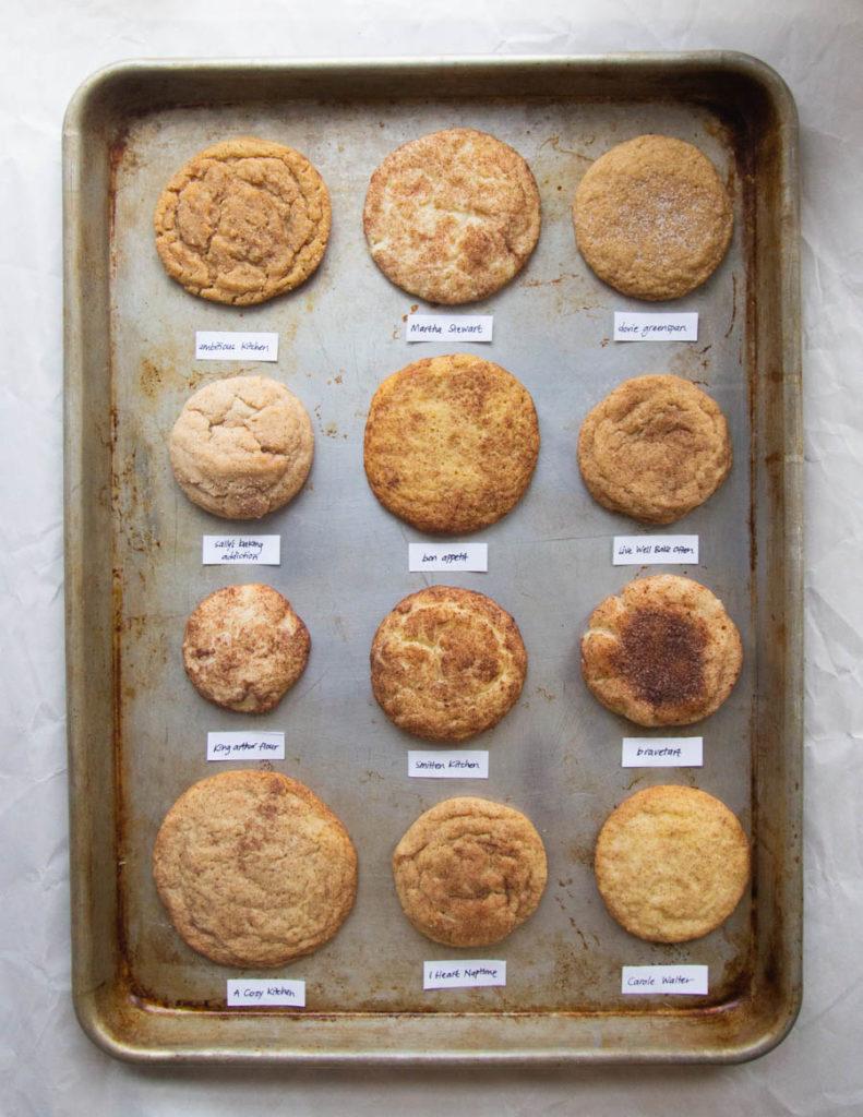 best snickerdoodle recipe bake off 12 snickerdoodles