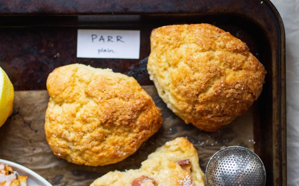 plain scone king arthur flour jane catherine parr