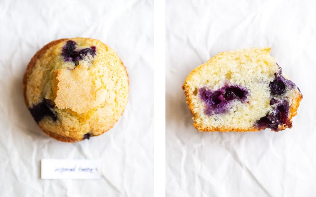 inspired taste blueberry muffins