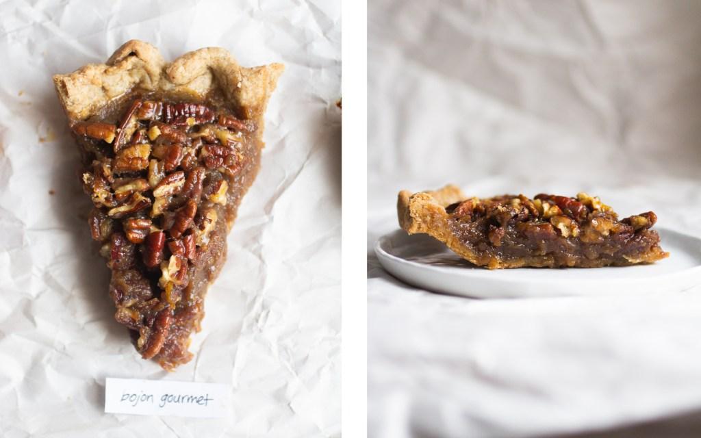 bojon gourmet pecan pie