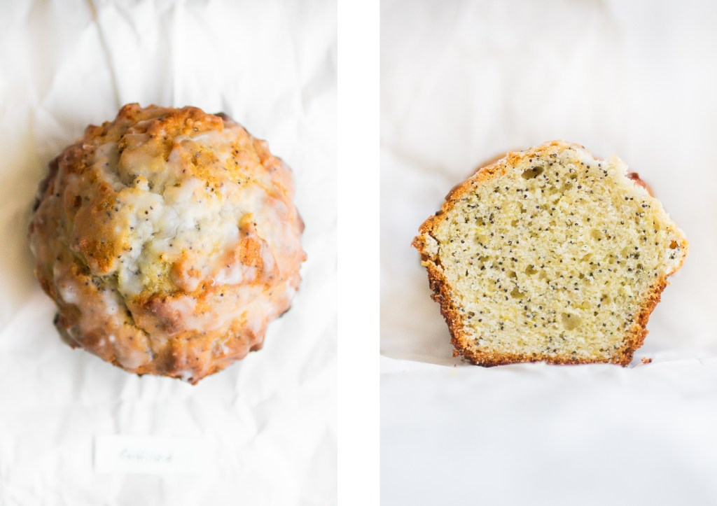 lemon poppy seed muffin by fulfilled