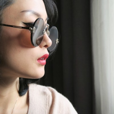 Treasure of the Week: Antique Chinese Sunglasses