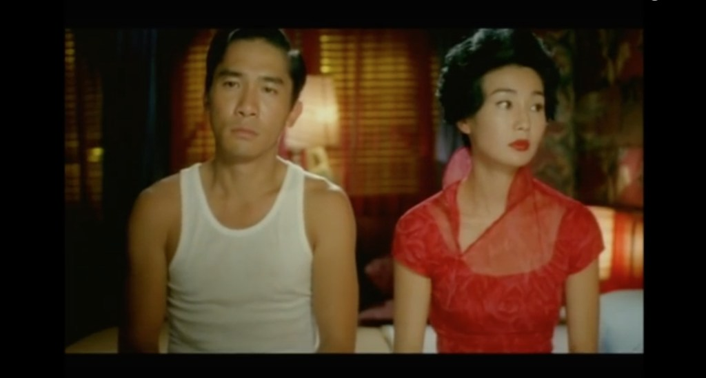 """Obsessed with """"In the Mood for Love""""? The elusive red qipao (cheongsam) from the complete list of 20 In the Mood for Love dresses.. Click the link for more -"""