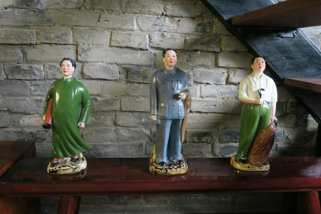 Mao Zedong (Mao Tse-tung) figures
