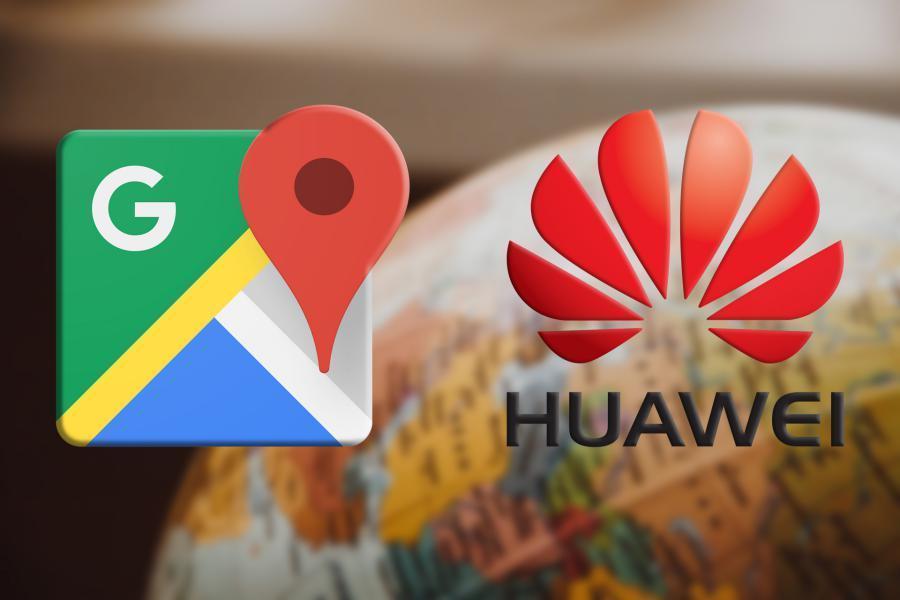 Google Maps vs Huawei map Kit