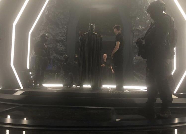 Batman in Titans Season 2