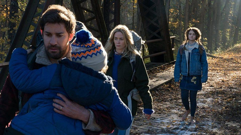 Picture from A quiet Place