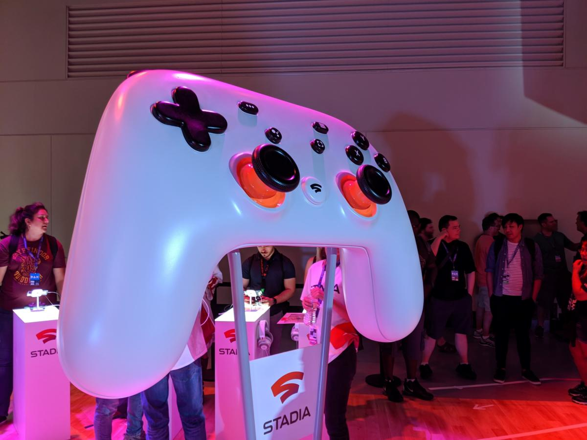 Google Stadia Releasing on 19th November.