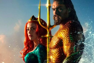 Aquaman 2 with Mira