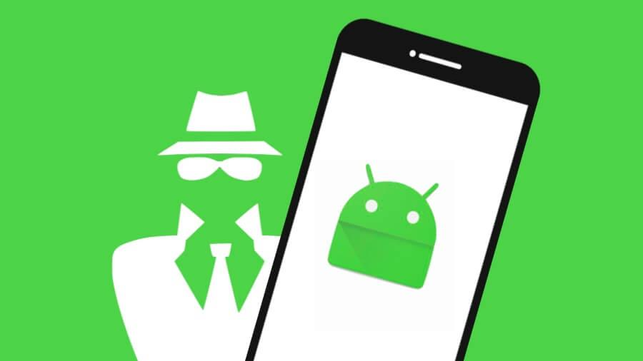 Someone could be spying your android?