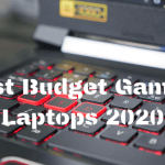 Best Budget Gaming Laptops in 2020