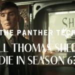 Will Thomas Shelby die in Season 6?