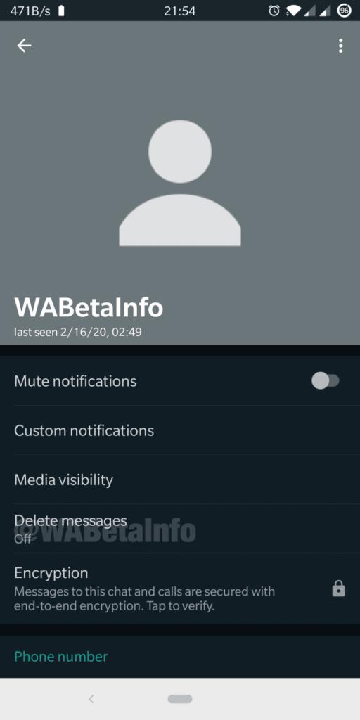 WhatsApp Auto-Delete