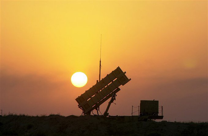 Two Ballistic Missile Intercepted in Riyadh