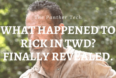What happened to Rick in TWD_ Finally revealed.