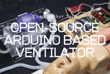 open-source Arduino based ventilator