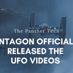 Pentagon officially released the UFO videos and it looks like Tie_RB from Star Wars