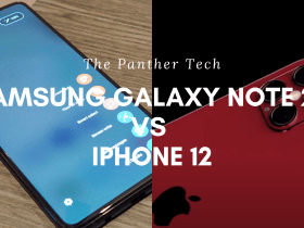 Samsung Galaxy Note 20 vs iPhone 12