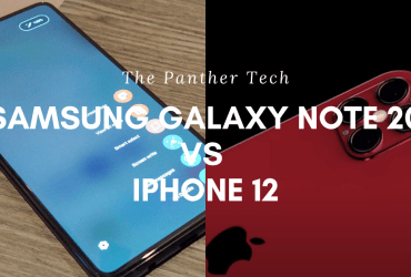 Samsung Galaxy Note 20 vs iPhone 12
