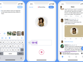 Twitter just introduced Audio Tweets Feature