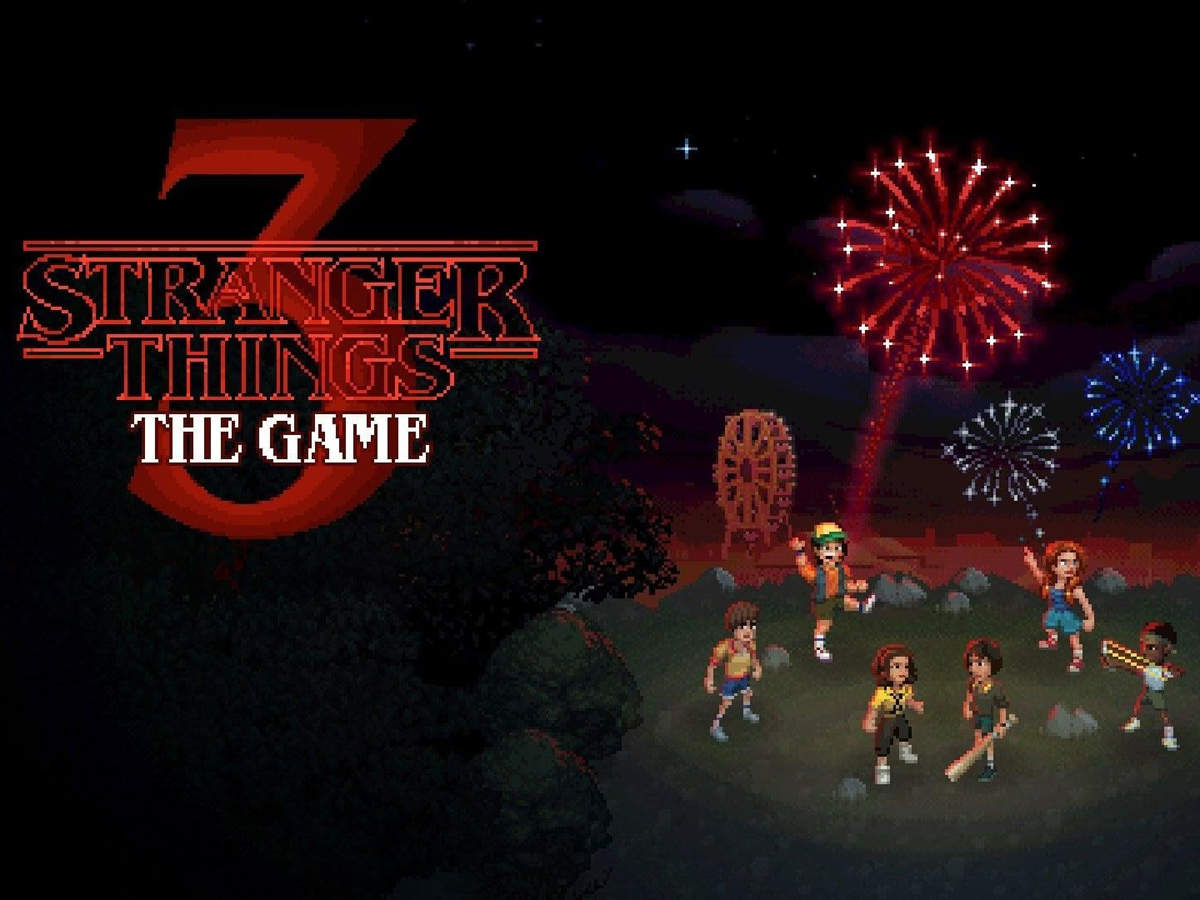 Stranger Things 3: The Game is free on Epic Games Store