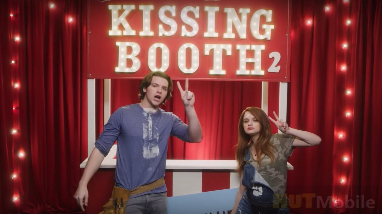 Netflix The Kissing Booth 2 Plot, Trailer and Release Date