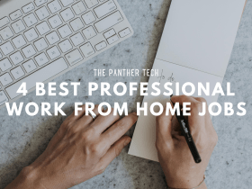 4 Best Professional Work From Home Jobs