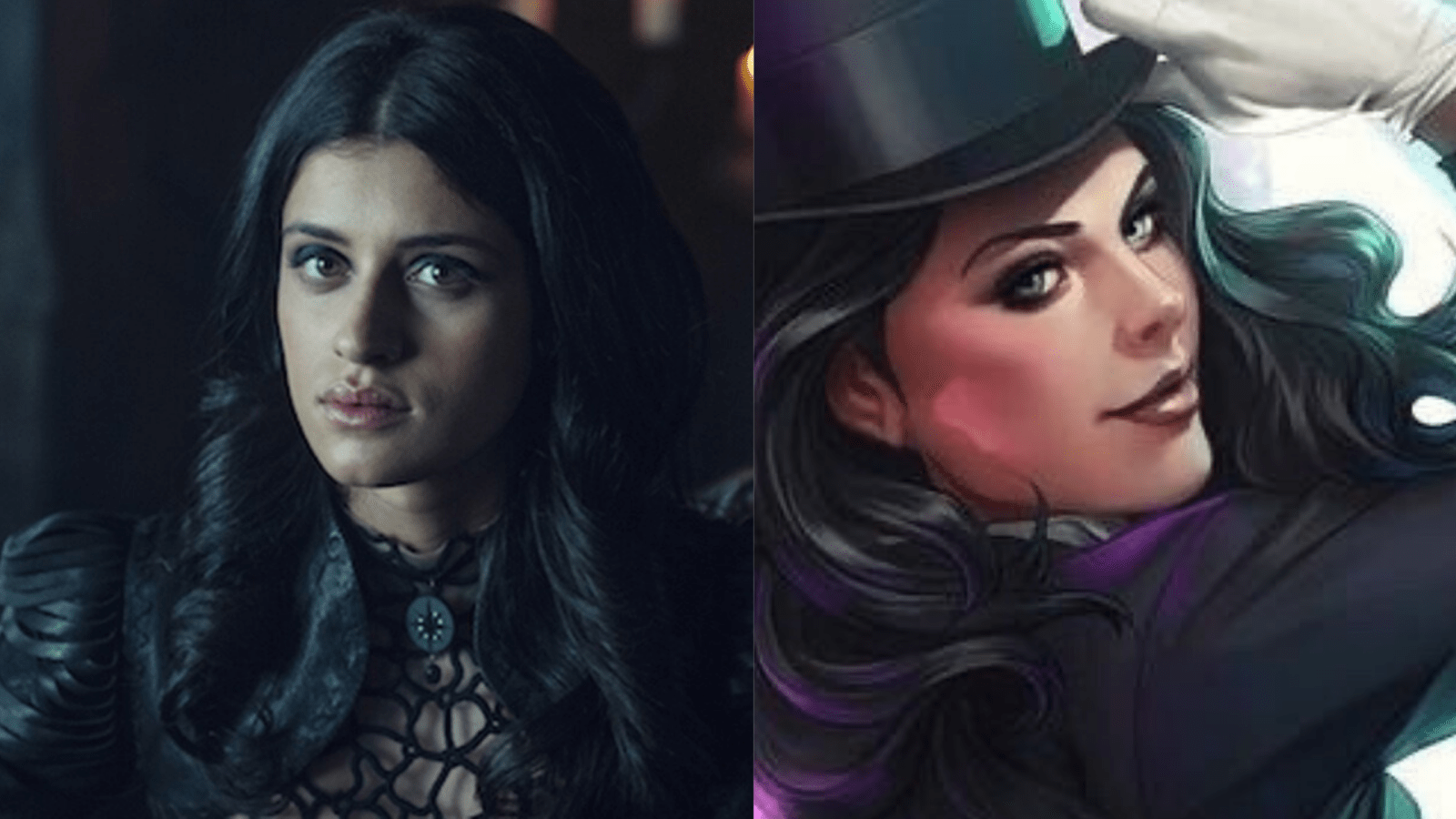 The Witcher's Star Anya Chalotra Eyed To Play Zatanna