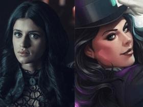 The Witcher's Star Anya Chalotra Eyed To Play Zatanna