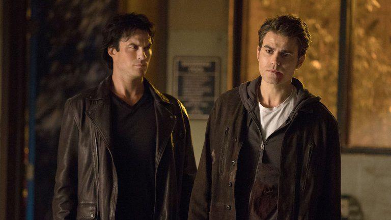 Quz The Vampire Diaries