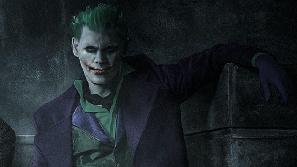 Johnny Depp To Play Joker