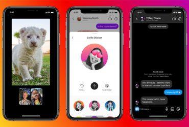 Facebook Messenger and Instagram Cross-App Communication
