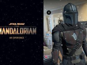 Google and Disney team up for a Mandalorian AR experience