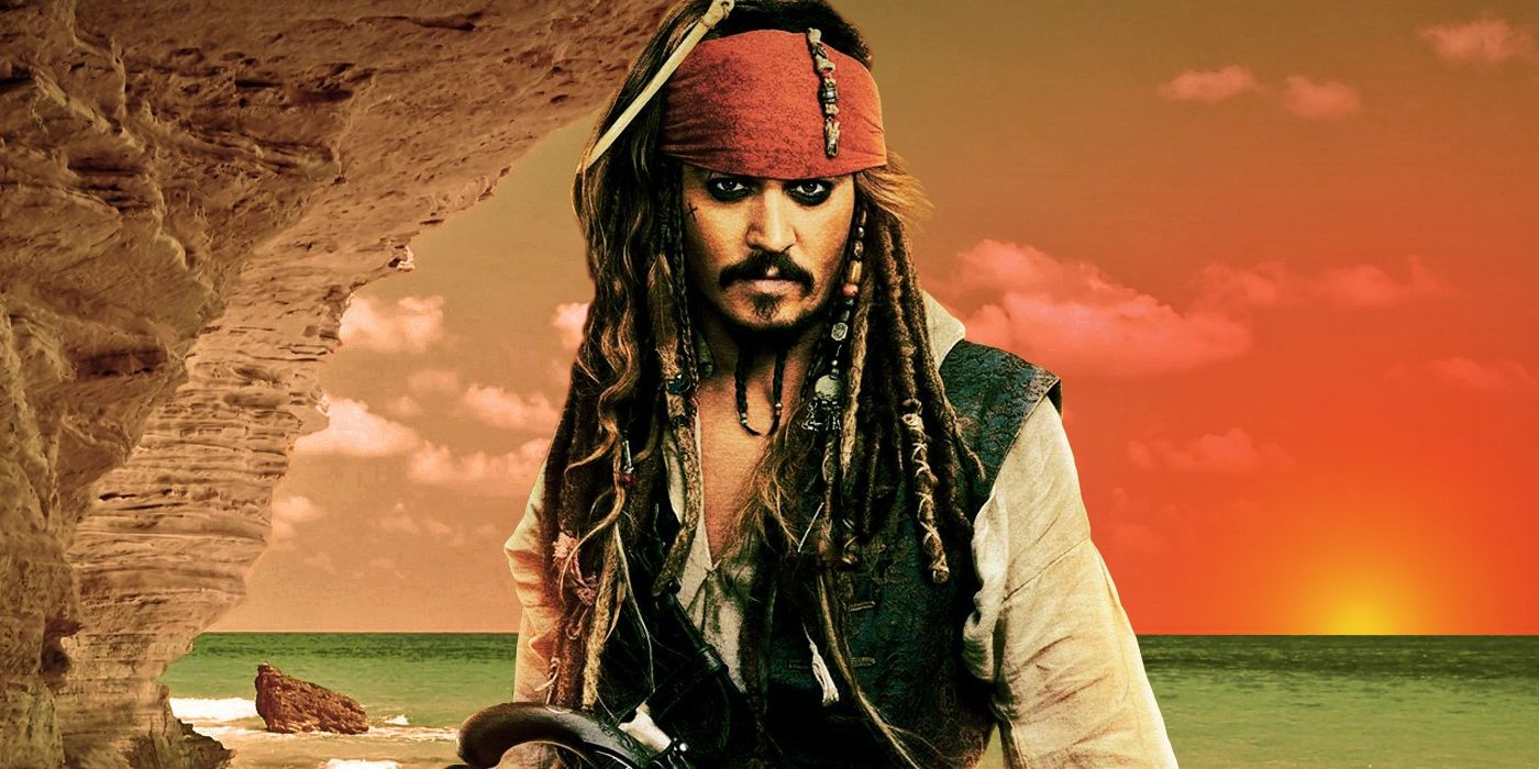 Johnny Depp back in the Pirates of the Caribbean franchise