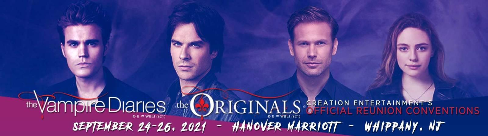 The Vampire Diaries Cast Reunion 2021