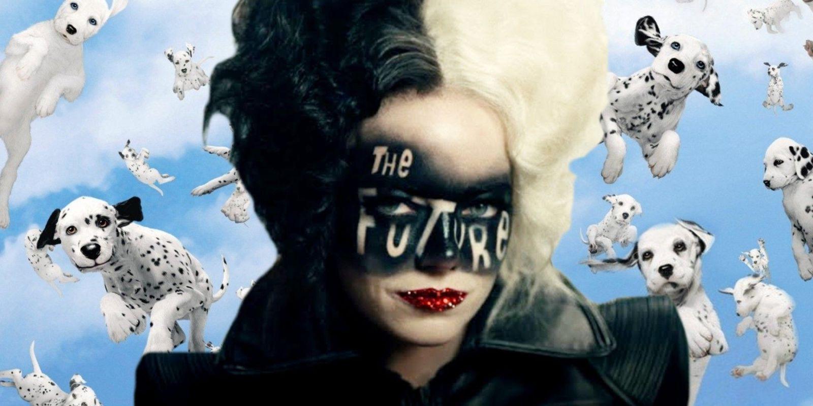 Disney is working on Emma Stone's Cruella Sequel
