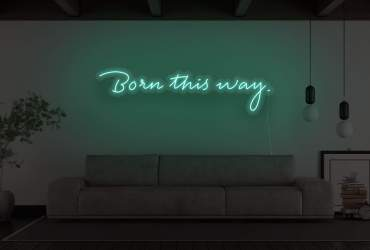 How to Design a Custom Made Neon Signs