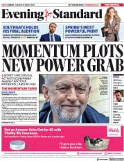 Image result for front papers headline across the globe today. Wednesday 28 March 2018