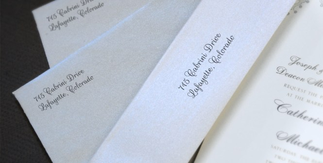 Custom Design Your Wedding Party Invitations With Spiffy Press Santa Barbara