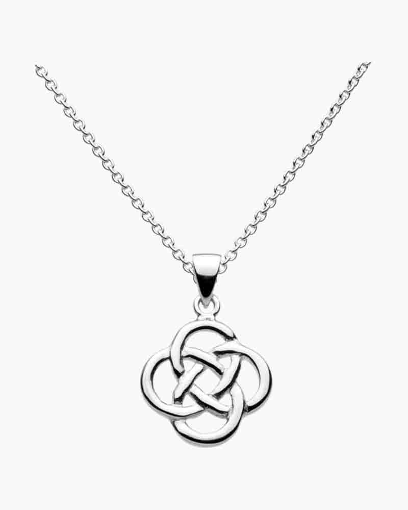 Kit Heath Plain Celtic Knot Necklace The Paper Store