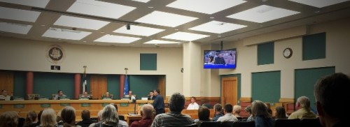 April 20 Planning Commission