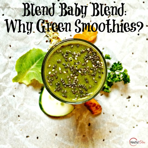 Adding Baby Food To Smoothies
