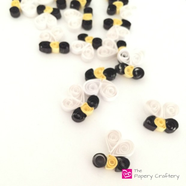 QuillingPaperBumblebees