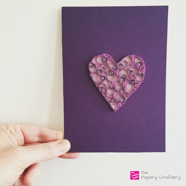 Modern Quilling Paper Heart how to make quilling paper hearts: 4 different ways