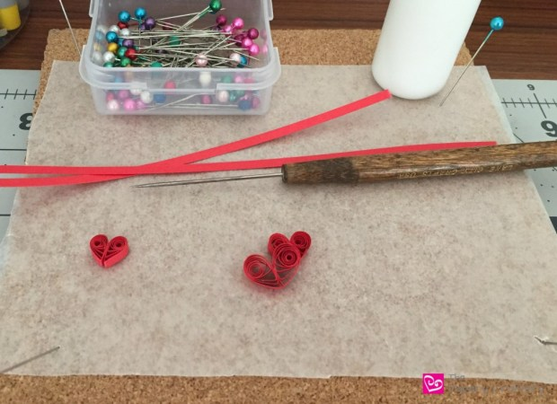 Quilling Paper Hearts How to make quilling paper hearts: 4 different ways