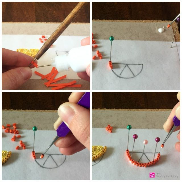 QuillingPaperCitrusSlice How to Make Quilling Paper Citrus Slices