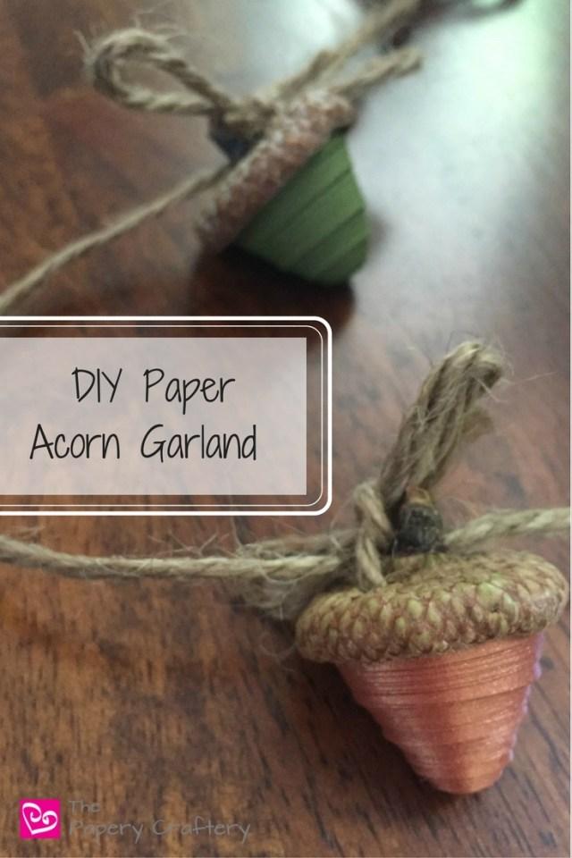 diy-paper-acorn-garland